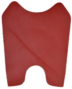 Scarlet Leather Red Insert