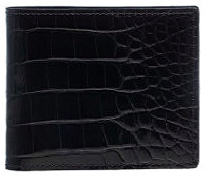 Full Alligator Hipster - Black