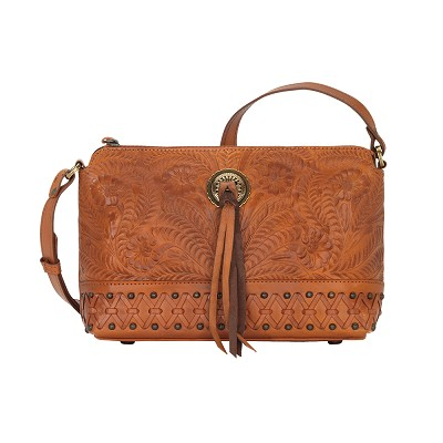 Dove Canyon Crossbody Bag - Golden Tan