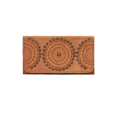 Kachina Spirit Ladies' Tri-fold Wallet