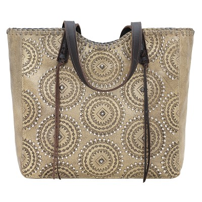 Kachina Spirit Large Zip Top Tote