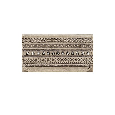 Trading Post Ladies' Tri-fold Wallet