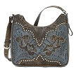 Annie's Secret Shoulder Bag - Denim Blue