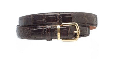 Ferrini - Belly Alligator Belt 1 1/4