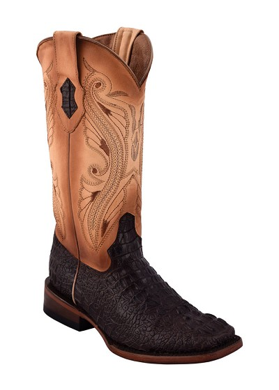 Ferrini Ladies Stampede Nicotine S-Toe