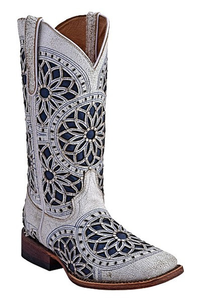 Ferrini Women's Mandala Wedding Boot S-Toe> 12