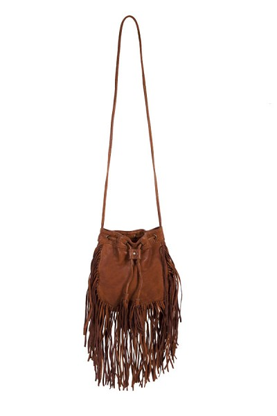 Scully Western Soft Leather Handbag