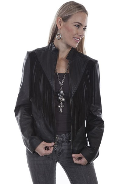 Scully Leather Distinctive Western Beaded Jacket